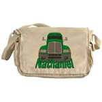 Trucker Nathaniel Messenger Bag