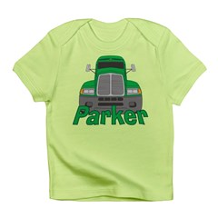 Trucker Parker Infant T-Shirt