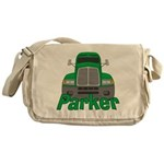 Trucker Parker Messenger Bag