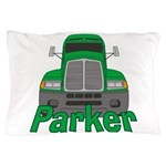 Trucker Parker Pillow Case