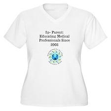 Educating Plus Size T-Shirt