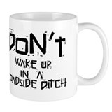 """Roadside Ditch"" Mug"