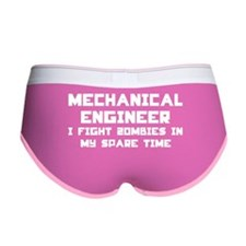 Mechanical engineer Women's Boy Brief