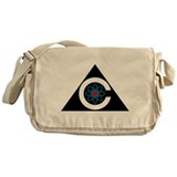 Colossus Logo Messenger Bag