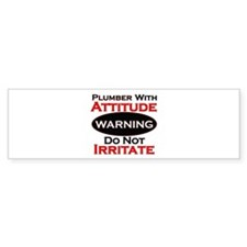 Unique Attitude Bumper Sticker