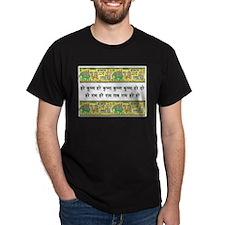 mantra_elephant_stamp T-Shirt