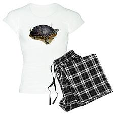 Florida Red-Bellied Turtle Pajamas