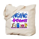 Picnic Time Tote Bag