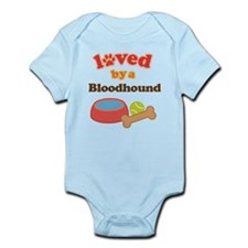 Bloodhound Dog Gift Infant Bodysuit