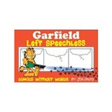 Garfield Left Speechless [Paperback]