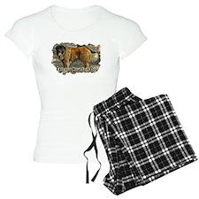 Estrela Mountain Dog Photo Pajamas