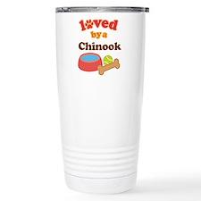 Chinook Dog Gift Travel Mug