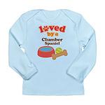 Clumber Spaniel Dog Gift Long Sleeve Infant T-Shir