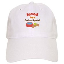Cocker Spaniel Dog Gift Baseball Cap