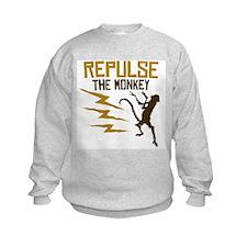 Repulse The Monkey Sweatshirt