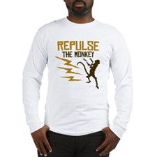 Repulse The Monkey Long Sleeve T-Shirt