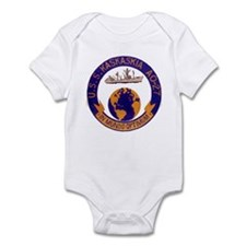 USS KASKASKIA Infant Bodysuit