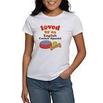 English Cocker Spaniel Dog Gift Women's T-Shirt