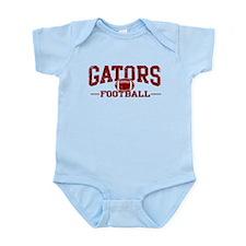 Gators Football Infant Bodysuit