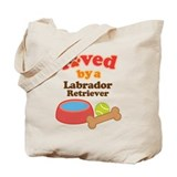 Labrador Retriever Dog Gift Tote Bag