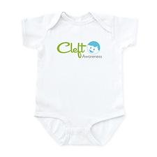 Funny Cleft Infant Bodysuit