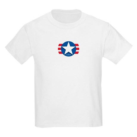 USA Classic Star: Kids T-Shirt