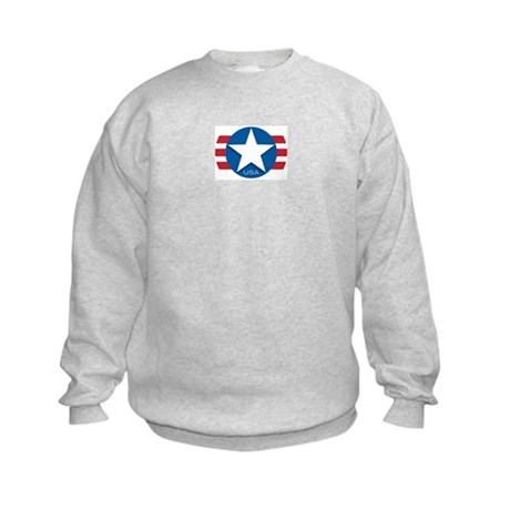 USA Classic Star: Kids Sweatshirt