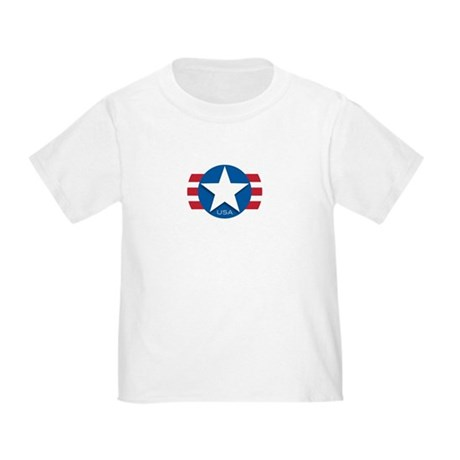 USA Classic Star: Toddler T-Shirt