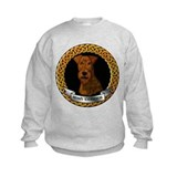 IRISH TERRIER DOG BREED Sweatshirt
