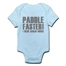 Paddle Faster ! Onesie