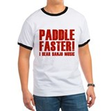 Paddle Faster ! T