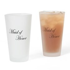 Maid of Honor.png Drinking Glass