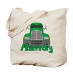 Trucker Randy Tote Bag