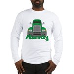 Trucker Randy Long Sleeve T-Shirt