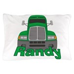 Trucker Randy Pillow Case