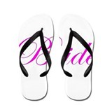 Bride-Pink.png Flip Flops