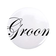 "Groom.png 3.5"" Button (100 pack)"