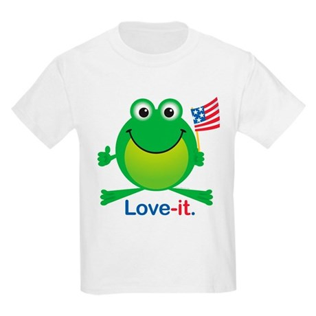 Love-it Frog Kids Light T-Shirt