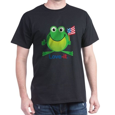 Love-it Frog Dark T-Shirt