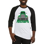 Trucker Richard Baseball Jersey