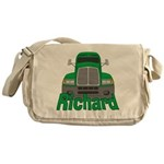 Trucker Richard Messenger Bag