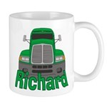 Trucker Richard Mug