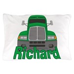 Trucker Richard Pillow Case