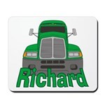 Trucker Richard Mousepad