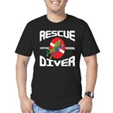 Funny Deep diving T