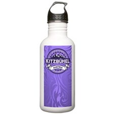 Kitzbühel Violet Water Bottle