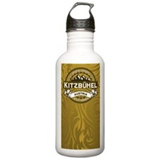 Kitzbühel Tan Water Bottle