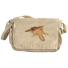 Cute Flying squirrel Messenger Bag