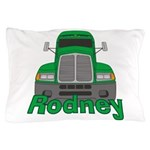 Trucker Rodney Pillow Case