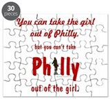 You can take the girl out of Philly, but ... Puzzl